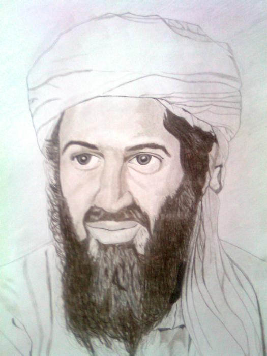 Osama Bin Laden par oacadams